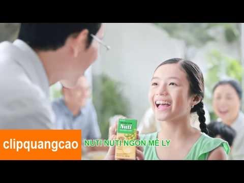 Nhạc quảng cáo bộ 3 Nuti – Ngon mê ly, Giàu dinh dưỡng cho bé yêu