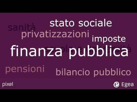 Gaia Comunicazione Milano #Creative – Video Pixel – Finanza Pubblica