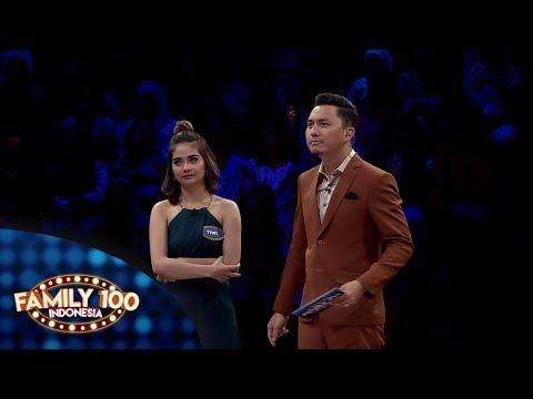 Bisakah Tiwi mencapai 200 poin di Bonus Round? - PART 4 - Family 100 Indonesia