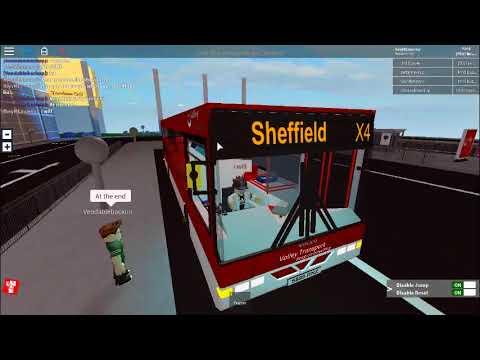Valley Transport Shift #1