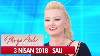 Müge Anlı ile Tatlı Sert 3 Nisan 2018 - Tek Parça