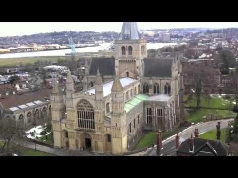 A Day in Rochester, England