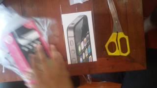 Refubished iphone4s 16GB (LAZADA) THAI(ผิดอะไรขออภัยไว้ด้วยนะ55+., 2016-08-19T17:57:33.000Z)
