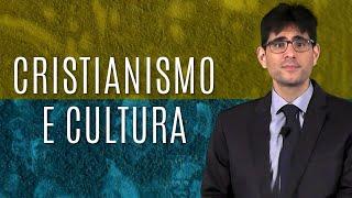 Cristianismo e Cultura (Aula Ao Vivo) - Filipe Fontes