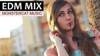 EDM MIX - Electro House Dance & DnB - Monstercat Music 2018 - Stafaband
