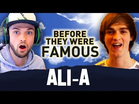 ALI A | Before They Were Famous | YouTuber Biography