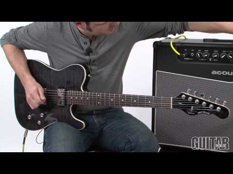 Acoustic G120 DSP Combo Amp
