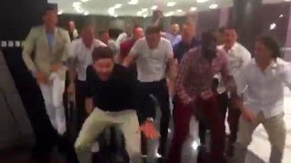 Steven Gerrard Leads Liverpool Players In EPIC Yaya / Kolo Toure Chant In Dubai