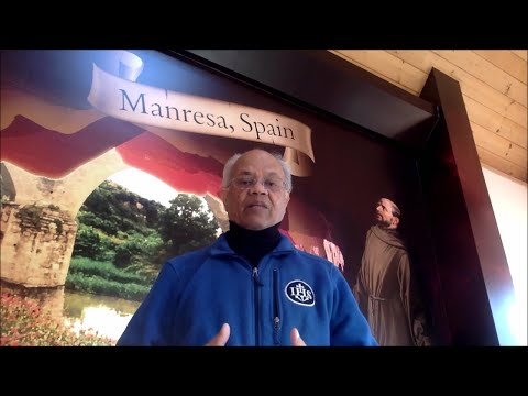 Father Michael Coutts S.J. - Mary Reflection for the Fourth Week of Advent
