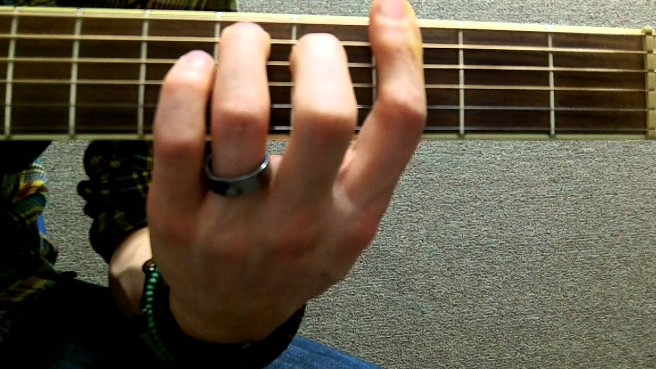 How To Play G9 Ninth On Guitar Youtube