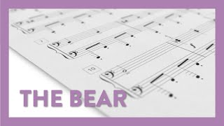 The Bear - Piano Lesson 188 - Hoffman Academy