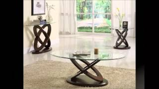 Good Looking Glass Top Coffee Table In Your Living Room