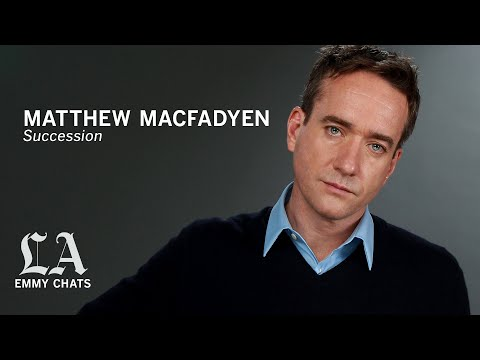 'Succession's' Matthew Macfadyen is far from Mr. Darcy now