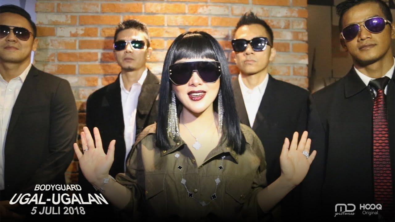Gala Premiere Bodyguard Ugal Ugalan Youtube