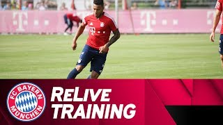 ReLive | FC Bayern Training w/ Tolisso, Lewy & more!