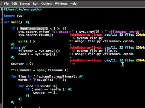 Python sys 07 Commandline Arguments  YouTube