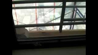 RANT NYCHA APARTMENT ASBESTOS ABATEMENT (DRILLING ON SATURDAYS TOO) 2015 B