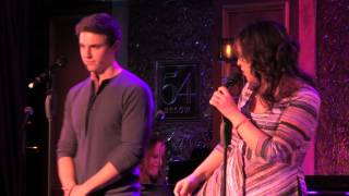 "Derek Klena & Lindsay Mendez - ""Anytime, Anywhere, Any Day"" (Lynne Shankel & Jon Hartmere)"