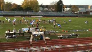 Shikellamy Marching Braves 2010