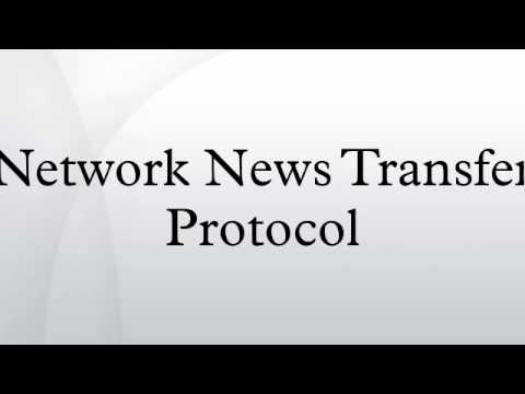 Network News Transfer Protocol