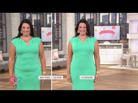 Spanx Oncore High-Waist Mid-Thigh Shaping Shorts on QVC
