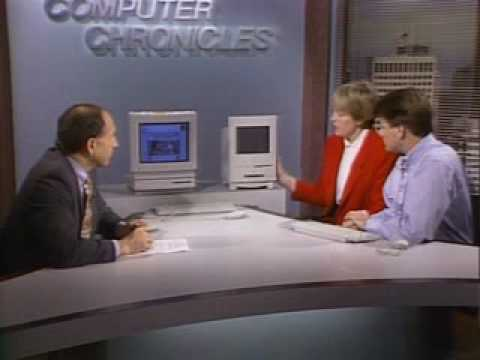 Computer Chronicles - Macintosh LC III and Color Classic