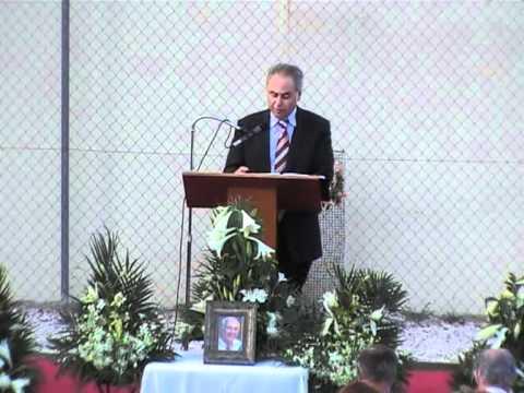 (Part 1/3) Memorial Service for rev. William R. Baldwin (1935 - 2012)