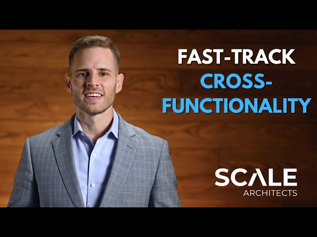 Fast track cross functionality with a cross functional team