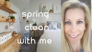 SPRING CLEAN with me