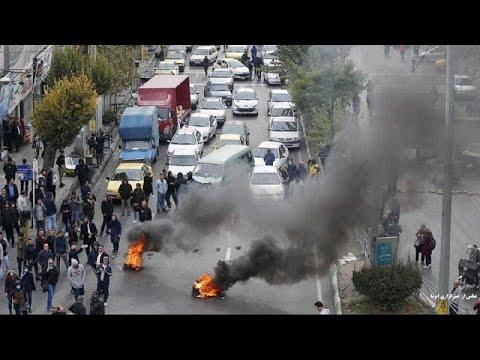 الأمم المتحدة قلقة إزاء مقتل العشرات واعتقال أكثر من 1000 في احتجاجات إيران…  - 15:59-2019 / 11 / 19