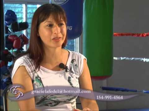 En Privado - Entrevista a Andrea González