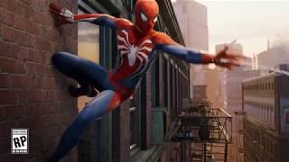 SPIDER MAN PS4 Iron Spider Suit Trailer