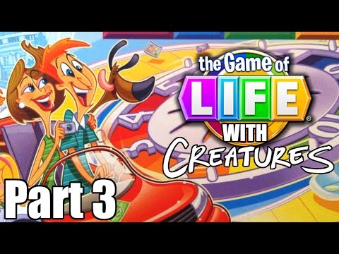 LAWSUITS GALORE - Game of Life w/ The Creatures Pt3