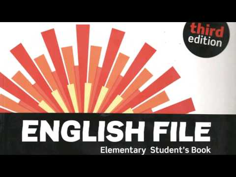 English File Elementary Third Edition - Unit 1 (1.2-1.14)