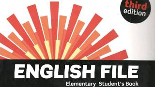 Скачать English File Elementary Third Edition Unit 1 1 2 1 14