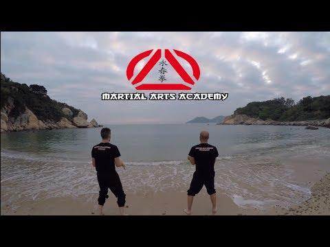 Martial Arts Academy - Hong Kong Park - Cheung Chau - Kowloon Park