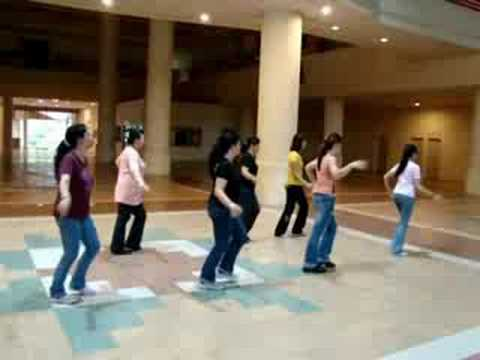 Joget Pahang - Line Dance