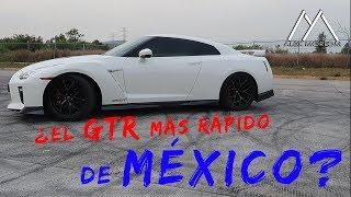 Este GTR de 911 hp, desafió al Ranking MORLOM en sus 10 etapas. Que...