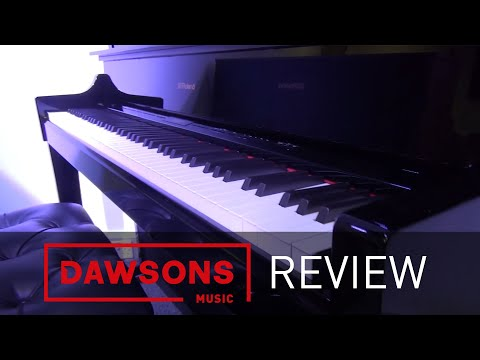Roland LX-17 Digital Piano Review - UK FIRST
