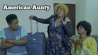 AMERICAN AUNTY | Mc Shem Comedian