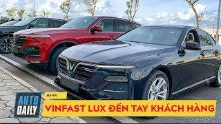 |VinFast| Lô 200 xe VinFast Lux đầu tiên sắp đến tay khách hàng Việt: Thời khắc lịch sử