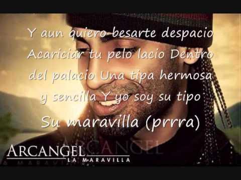 Arcangel-(Con tigo Quiero Amores)-[Letra]