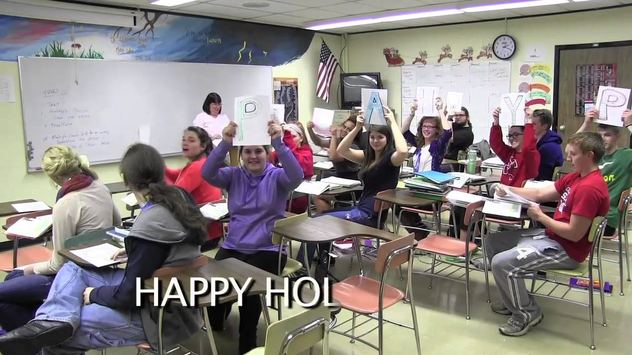 Coshocton City Schools Holiday Message Youtube
