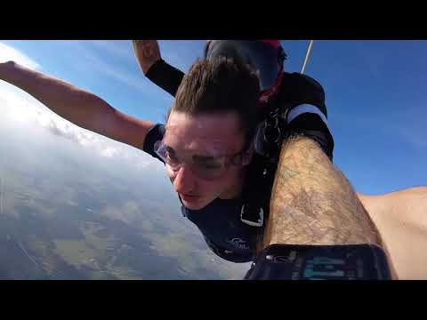 Tandem Skydive | Kevin from Fort Worth, TX