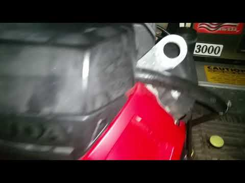Parts and Part Numbers GX690 Oil Change