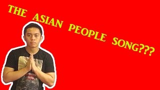 reacting to the asian people song