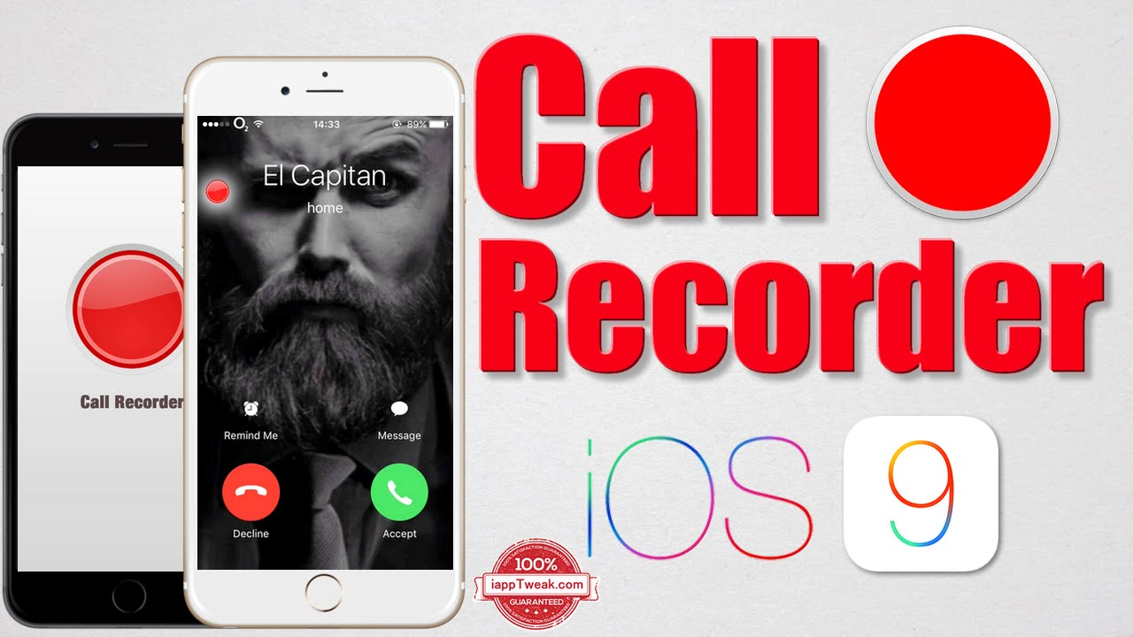 record calls on iphone call recorder ios record iphone facetime whatsapp skype 5756