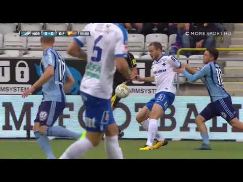 IFK Norrköping - DIF Omg 19 2017-08-13