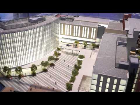 Booming Century City's new conference centre [construction] [cape town]