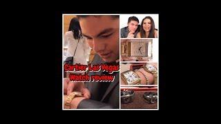 CARTIER BALLON BLEU & TANK LOUIE WATCH REVIEW LAS VEGAS FORUM SHOPS @ CAESARS PALACE REVIEW
